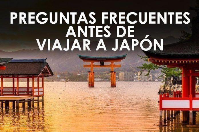 Preguntas frecuentes antes de viajar a Japón