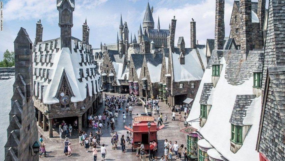 Universal Studios. Harry Potter. Comprar entradas