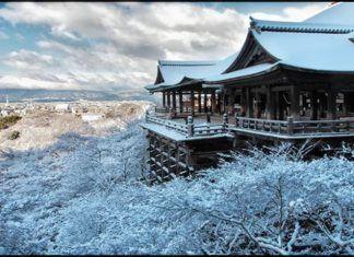 Japón en invierno.