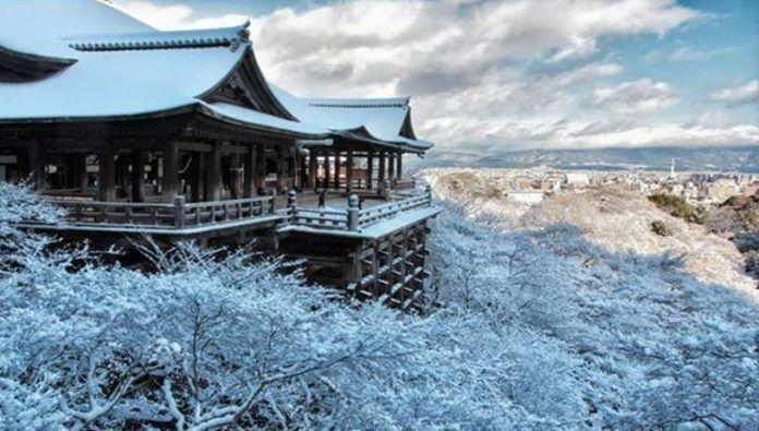 Viajar a Japón en invierno.