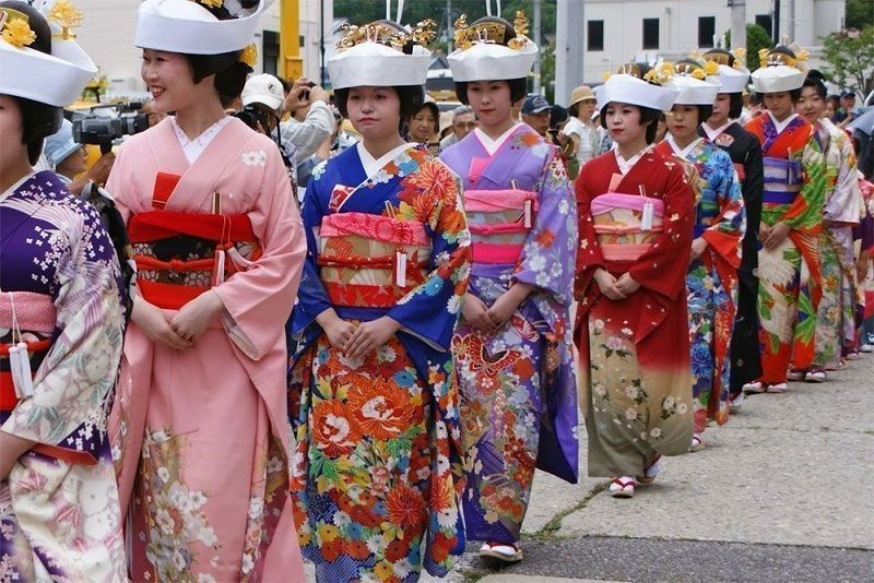 Japón en verano