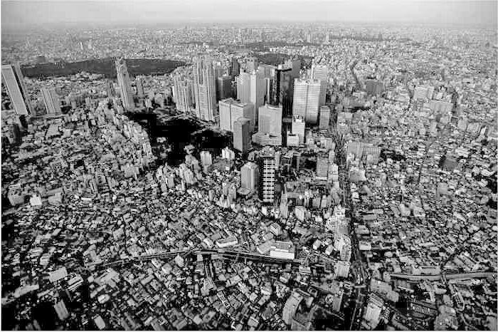 Guía de Tokio. Shinjuku Tokio