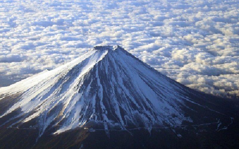 Subir-al-monte-Fuji