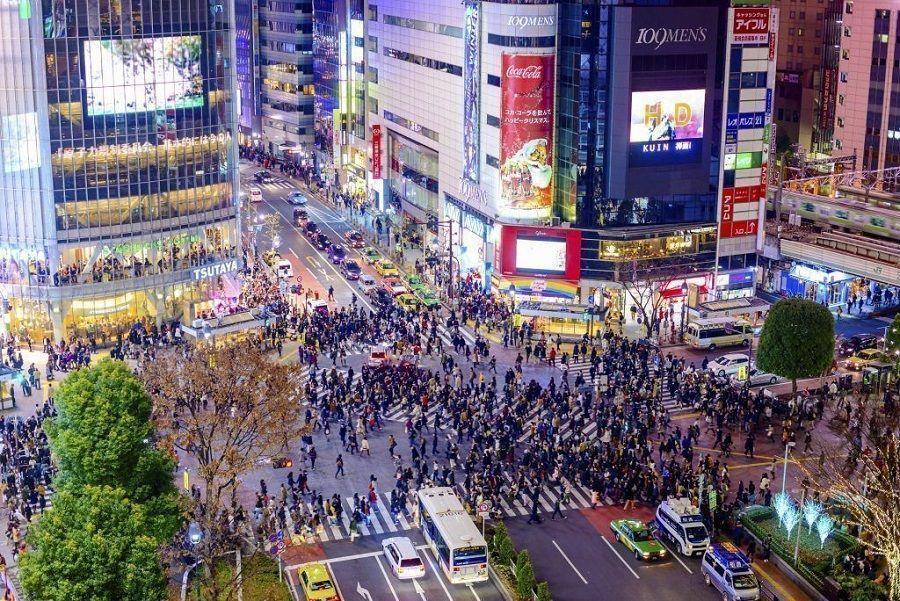 Guía de Tokio. Shibuya