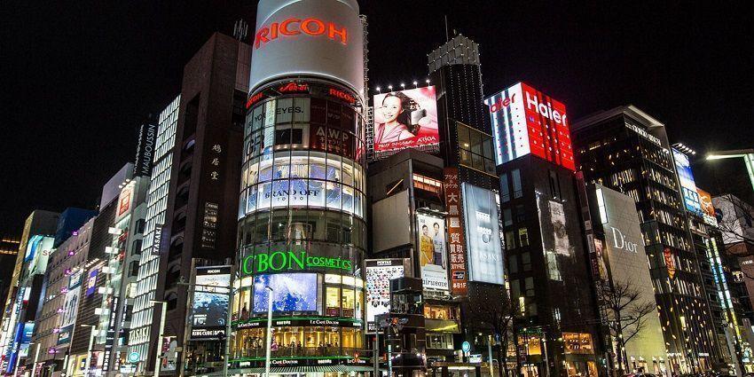 Ginza-Tokio