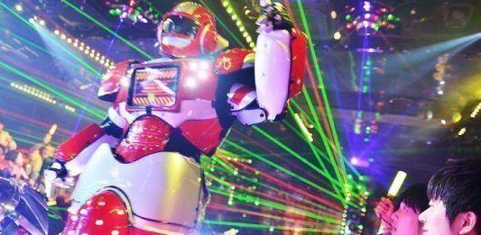 comprar entradas para el Robot Restaurant de Tokio