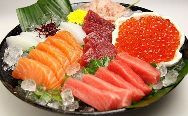 Que es sashimi