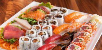 sushi nigiri sashimi maki
