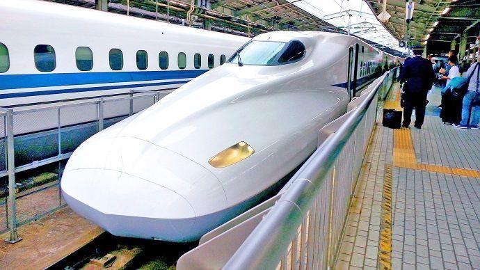 Reservar billetes para el tren de alta velocidad de Japón