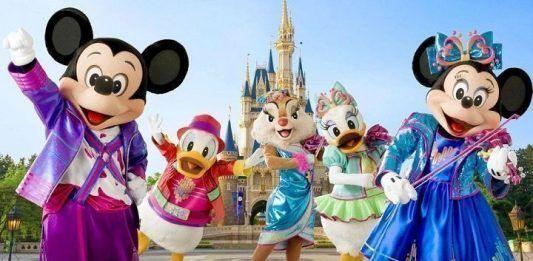 Entradas Tokio Disneyland 2019