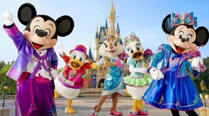 Entradas Tokio Disneyland
