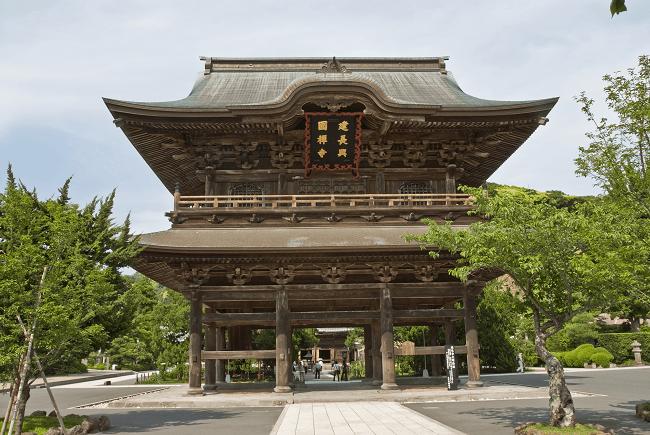 Guía-de-Kamakura-Kenchoji
