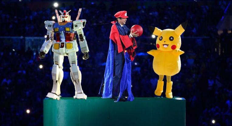 Gundam Tokio. Juegos Olímpicos