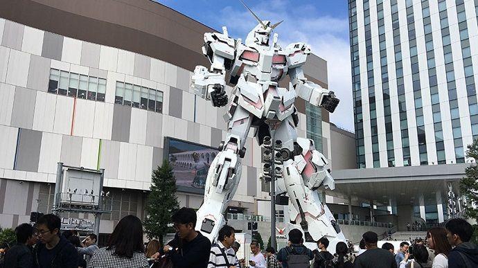 Robot gigante Tokio
