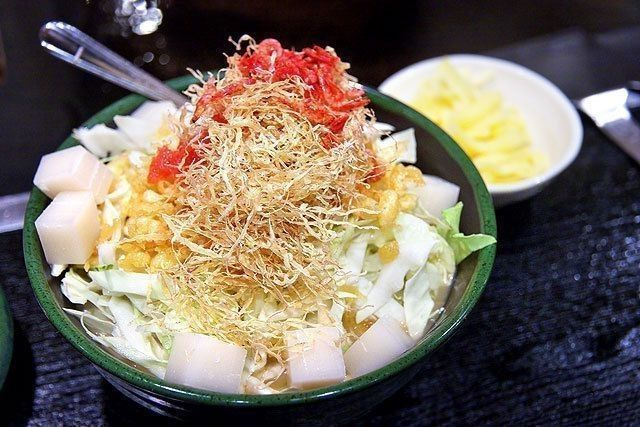 Cocinar Monjayaki