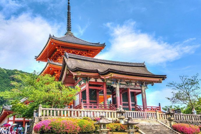 Guia de Kioto. Templo Senso-Ji.