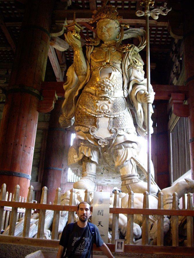 El Templo Todaiji de Nara Edificio principal