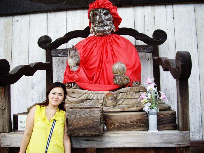 Binzuru Templo Todaiji de Nara