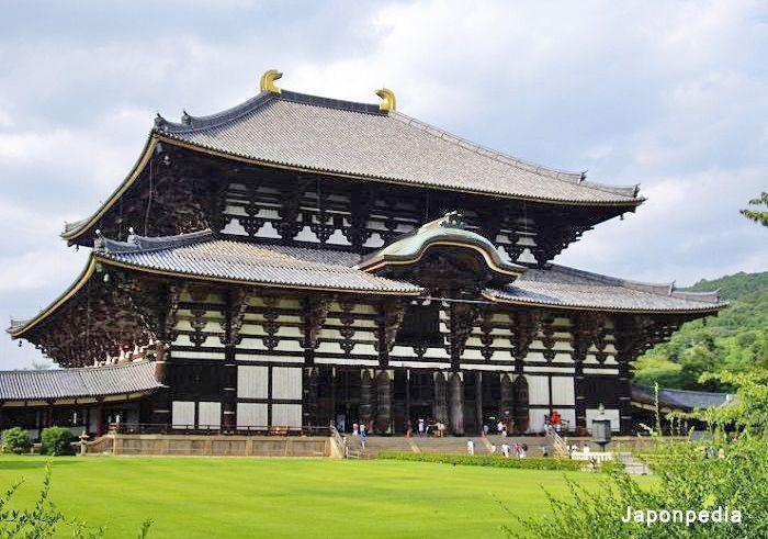 Templo Todaiji de Nara. Viajar a Japón.