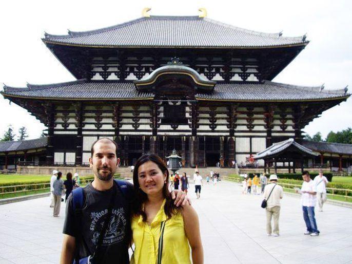 Templo Todaiji de Nara. Entradas