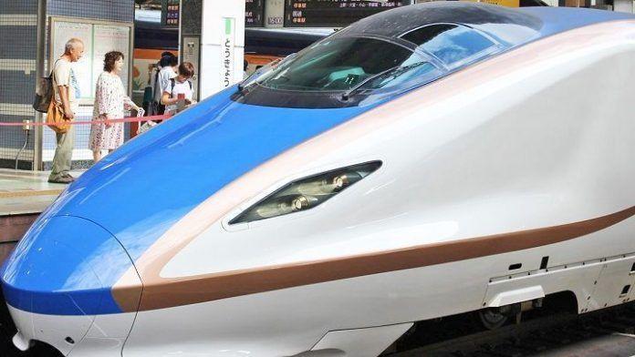 Comprar billetes para el Shinkansen. Reservar online.