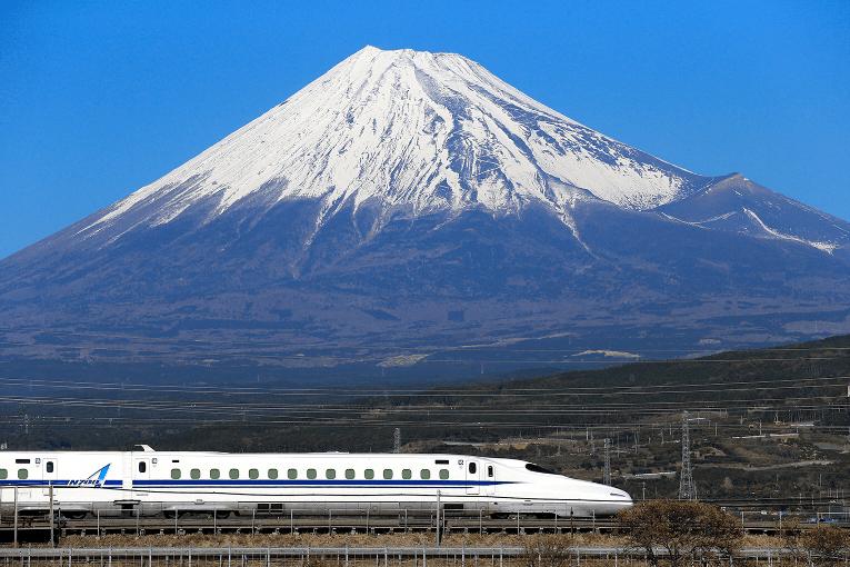 comprar billetes para el tren de alta velocidad de Japón