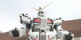 Ver Gundam en Odaiba. Tokio.