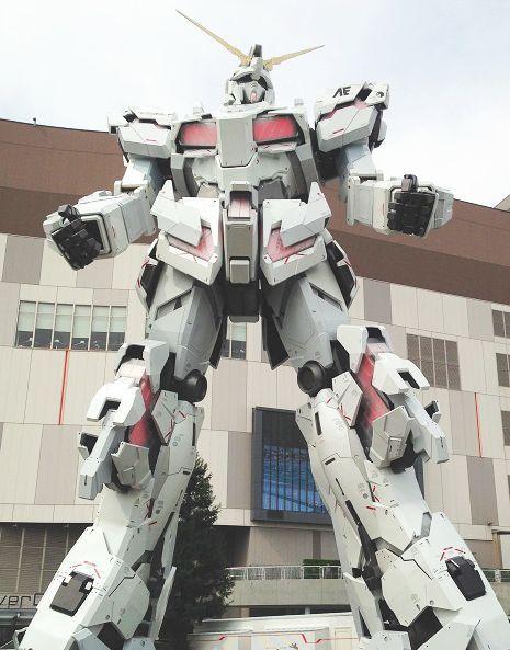 Gundam Tokio