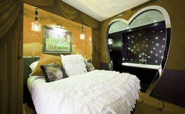 Reservar Love hotels. Alojamiento en Japón