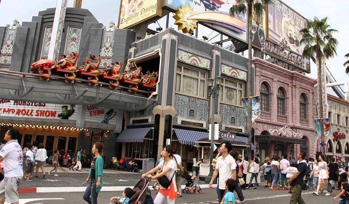 Comprar entradas para Universal Studios Japan