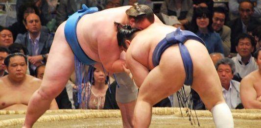 Entradas entrenamiento sumo en Tokio 2019