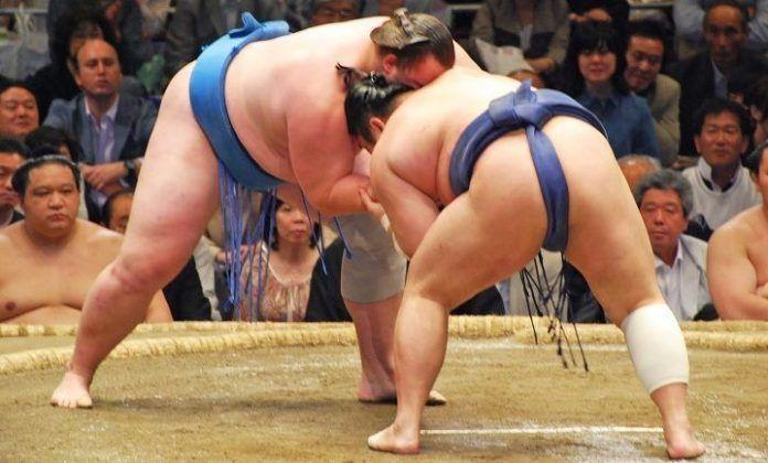 Entradas entrenamiento sumo en Tokio