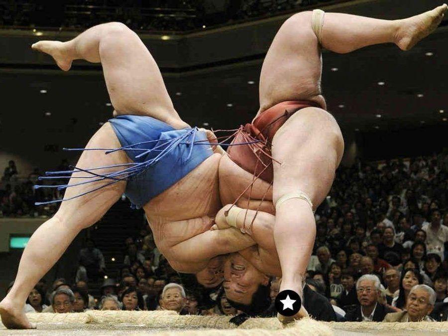 Entradas para entrenamiento de sumo en Tokio