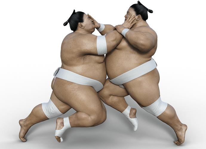 Comprar entradas para un entrenamiento de sumo en Tokio