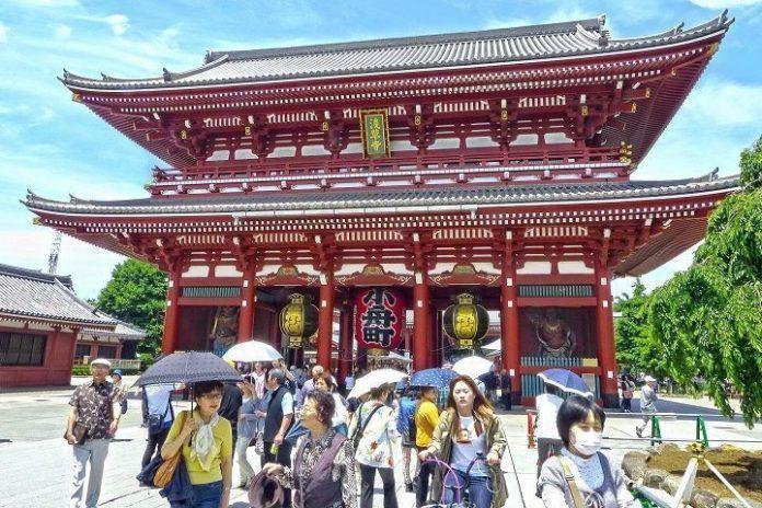 Tour guiado por Tokio