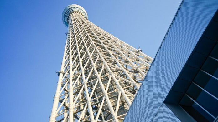 Entradas para subir a Tokyo Skytree