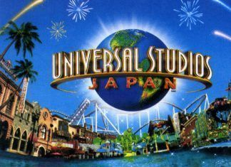 entradas para Universal Studios Japan
