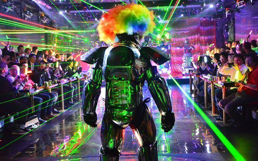 Comprar entradas para el Comprar entradas para el Robot Restaurant en Tokio