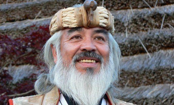 Hombre Ainu