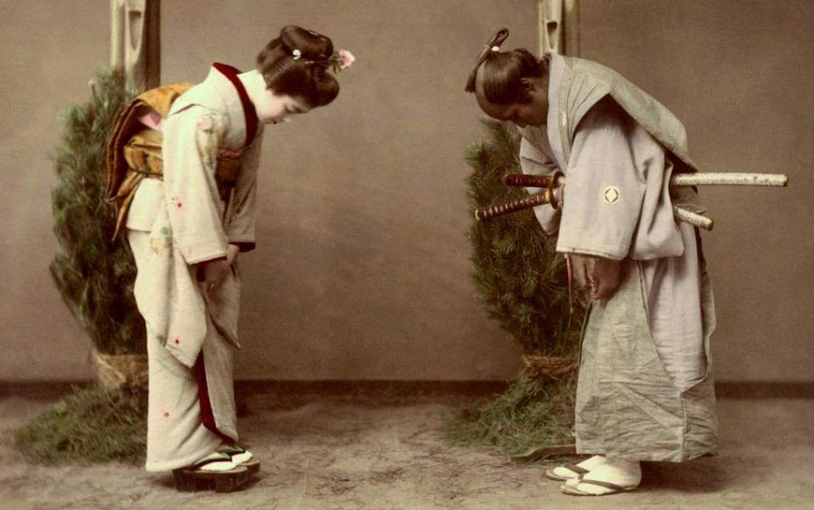 El origen común del pueblo japonés