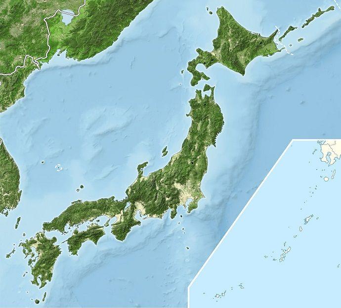 Aislamiento genético de los japoneses.
