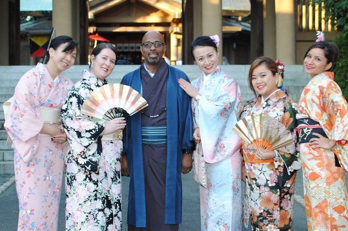 Alquilar un Kimono en Asakusa