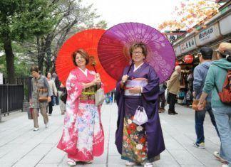 Cómo alquilar un Kimono en Tokio