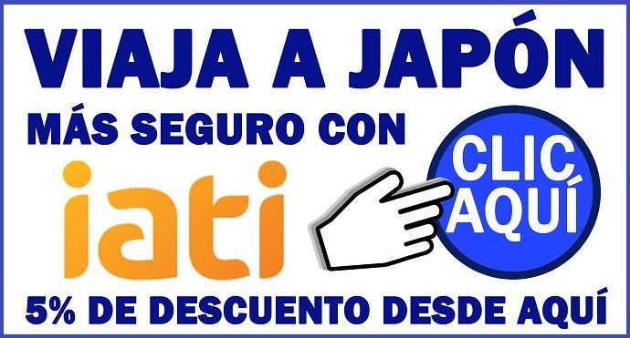 seguro de viaje para viajar a Japón