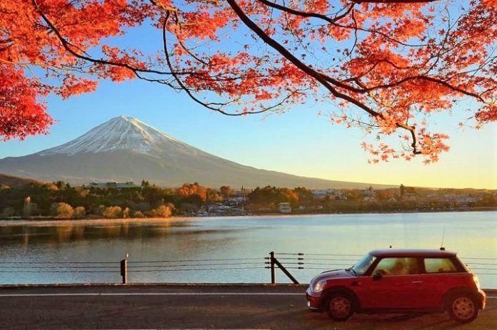 Alquilar coche Japón