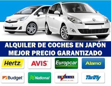 Alquiler de coches en Japón