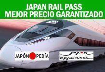 Comprar el Japan Rail Pass barato
