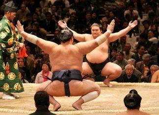 Comprar entradas para un torneo de sumo