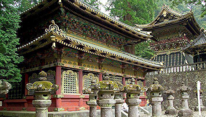 Guía de Nikko. Visitar templo