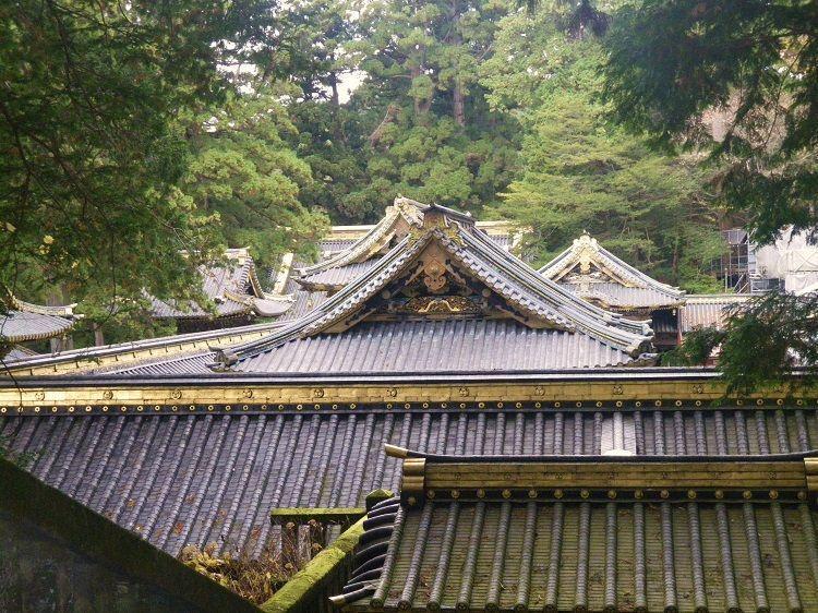 Guía de Nikko. Templo